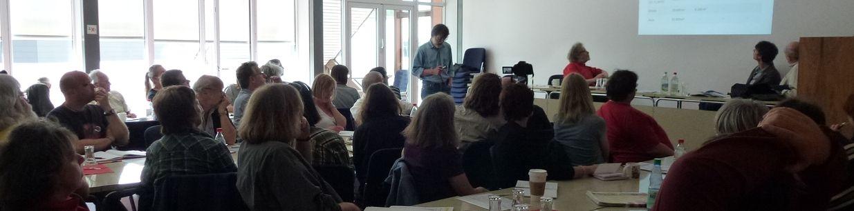 Vortrag auf der ersten AMK im Juni 2012